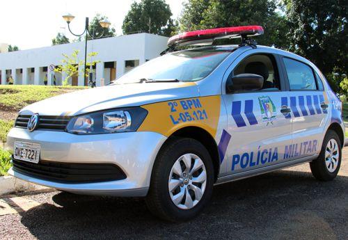 Governo entrega 40 novas viaturas à Polícia Militar