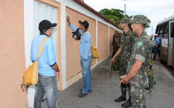 Ação entre Prefeitura e Exército teve balanço positivo em Araguaína