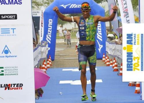 Bombeiro Vander garante vaga para Campeonato Mundial Ironman que acontece em setembro na Austrália