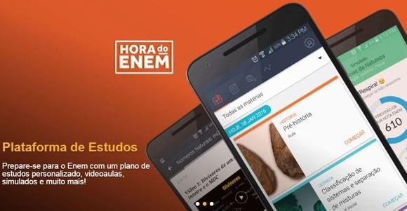 Educação planeja mobilizar rede estadual para uso de plataforma digital de estudos do Enem