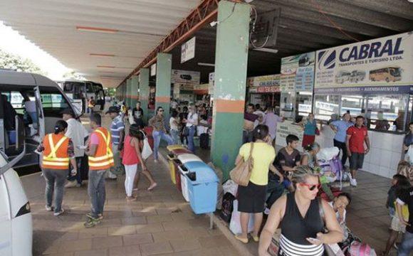 Prefeitura divulga habilitação de empresa para reforma do Terminal Rodoviário