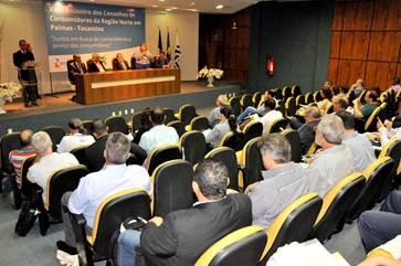 Conselho de Consumidores de Energia Elétrica abre espaço para comunidade em audiência pública
