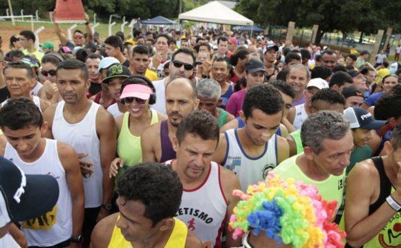Mais de 800 atletas participam da 26ª Corrida do Trabalhador em Araguaína