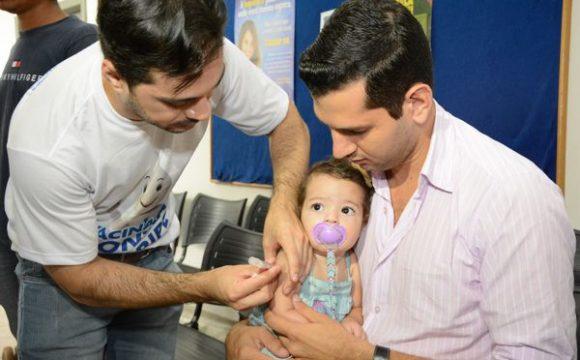 Vacinação contraH1N1atinge meta em Araguaína
