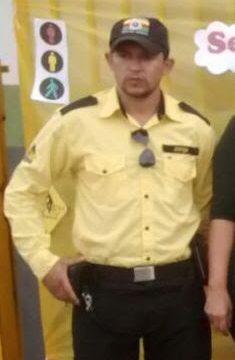NOTA DE PESAR: agente de trânsito Agenison Pereira Jorge