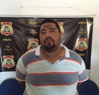 Operação Detalhes: Polícia Civil prende mais um suspeito de praticar vários crimes em Araguaína