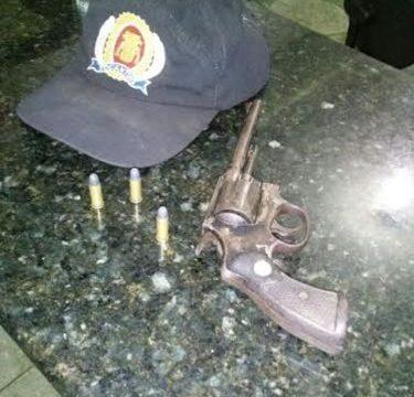 PM apreende armas de fogo, recupera veículos roubados e prende três suspeitos em Araguaína e Lagoa da Confusão