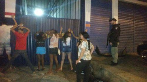 Forças de segurança realizam operação Araguaína mais segura e são aplaudidas por populares