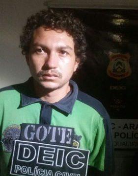 Polícia Civil prende suspeito por tráfico de drogas em Araguaína