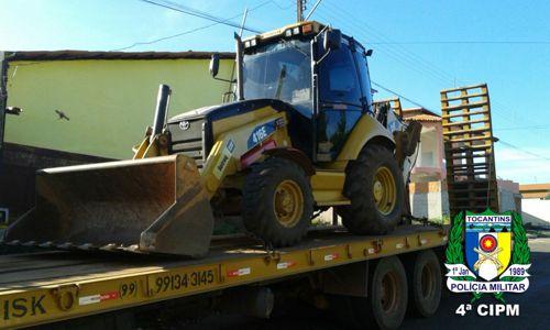 PM detém duas pessoas por receptação de veículo furtado em Araguaína