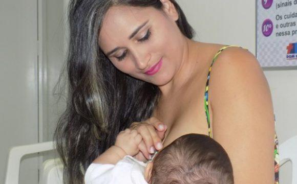Hospital Dom Orione promove programação especial para a Semana Mundial de Aleitamento Materno