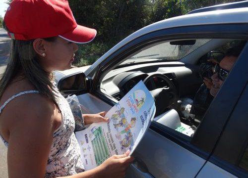 """FACIT é parceira da campanha ambiental """"Praia Limpa, Praia Viva"""""""