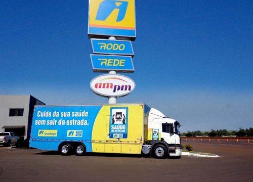 """Ipirangainicia as ações do """"Saúde na Estrada"""" no Tocantins com vacinas e exames gratuitos para motoristas"""