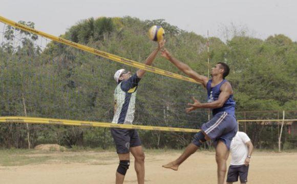 Neste fim de semana, Araguaína sedia terceira etapa de circuito de vôlei de praia