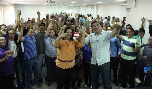 Em reunião com proporcionais, Valderez diz que trabalhará para eleger o maior número de vereadores da coligação