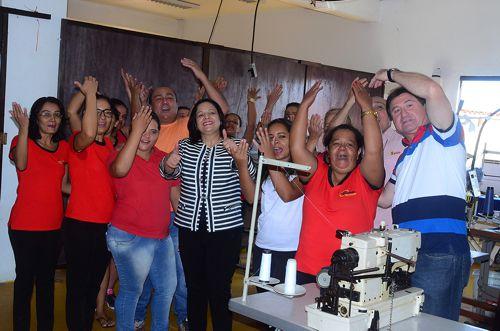"""Movimento """"Volta Valderez"""" cresce nas reuniões da candidata e ganha as redes sociais de Araguaína"""