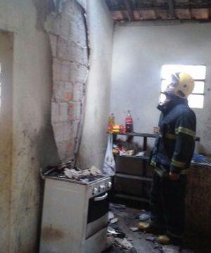 Duas residências pegam fogo em Araguaína neste fim de semana