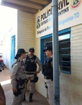 Polícia Militar apreende menor suspeito pelo assassinato de gerente em Araguaína