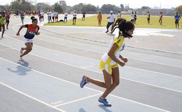 Finais estaduais dos Jogos Estudantis começam com atletismo e mais seis modalidades
