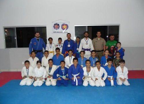 Judocas do 2º Batalhão da PM conquistam terceiro lugar no campeonato tocantinense de judô
