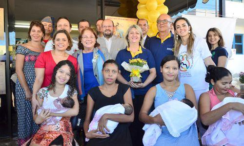Saúde quer ampliar número de doadoras de leite materno no Agosto Dourado