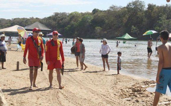 Empenho da operação Temporada de Praias 2016 reduz número de afogamentos