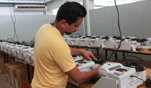TRE-TO participa do Simulado Nacional para as Eleições 2016