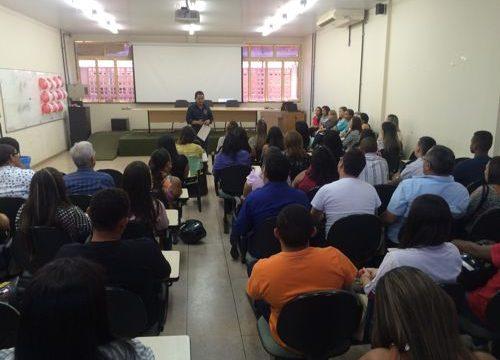 Evento de integração marca a entrada de 45 novos funcionários no Hospital de Doenças Tropicais da UFT