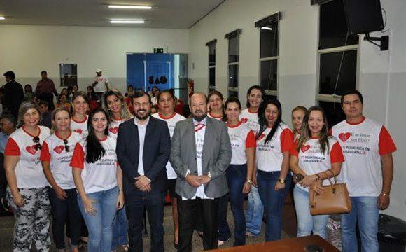 Araguaína será beneficiada com a implantação de 10 leitos de UTI Pediátrica