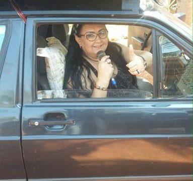 Candidata à prefeita de Araguaína Ely do Pró-Vida faz expedição em todos os bairros, assentamentos e invasões