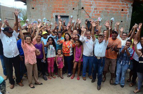 Durante visitas na zona rural, Valderez garante total apoio aos Assentamentos de Araguaína