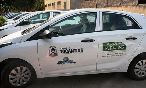Governo entrega veículos e equipamentos para extensão rural nesta terça-feira