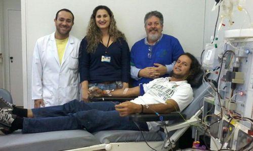 Tocantins tem primeiro doador de medula óssea não parental