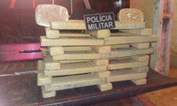 Polícia militar prende homem por tráfico de drogas em Araguaína