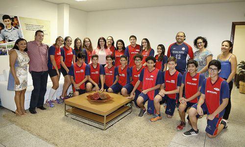 Atletas tocantinenses embarcam no sábado para maior competição escolar do Brasil