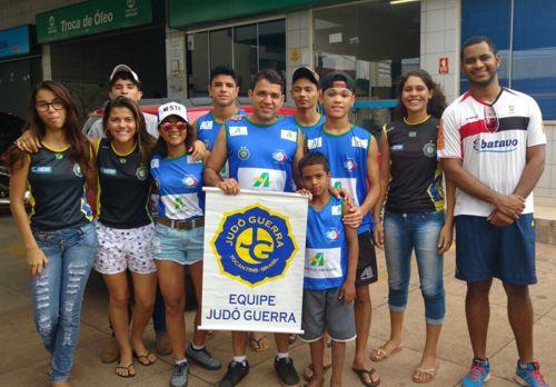 Guerra/Sesi de Palmas e Xambioá participam do Imperatrizense de Judô, no Maranhão