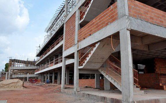 Governo constrói prédio moderno e funcional para abrigar Fórum de Araguaína