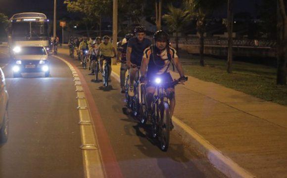 Prefeitura implanta ciclofaixasem Araguaína