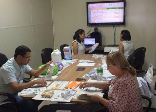 HDT/UFT analisa amostras de produtos para saúde licitados em pregão