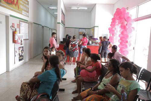 Ações da CampanhaOutubroRosaseguem em Araguaína