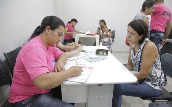 Ações do Outubro Rosa são realizadas nas UBS de Araguaína