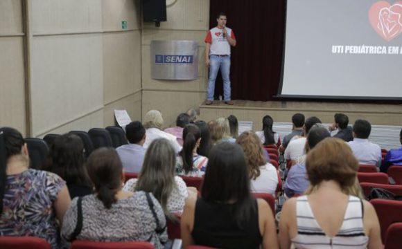 UTI Pediátrica e Fundo da Infância e Adolescente são discutidos em Araguaína