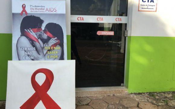 HDT/UFT participa de mutirão nacional da Rede Ebserh com a realização de testes rápidos para HIV e outros