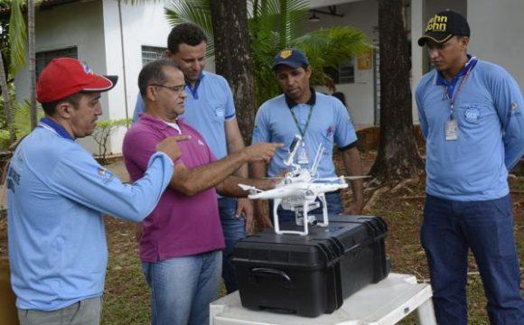 Prefeitura utiliza drone para monitorar focos doAedes aegyptiem Araguaína