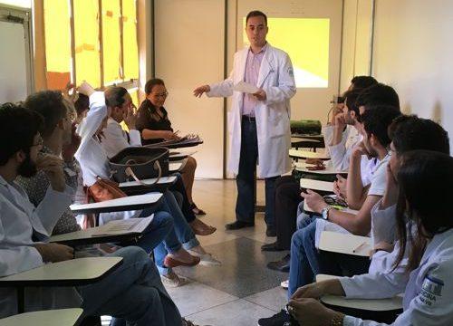 HDT/UFT recebe 3ª turma de acadêmicos de medicina e encerra 2016 com 45 internos