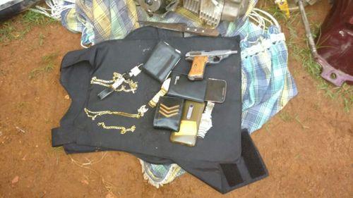 Polícia Militar recupera veículos, detém acusados de crimes e apreende arma de fogo e objetos roubados em Araguaína