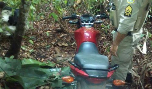 PM recupera duas motos com ocorrência de furto/roubo e prende um suspeito