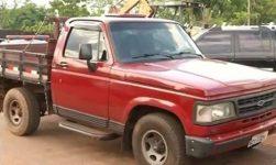 PM encontra casa com documentos falsos de caminhonetes roubadas no TO