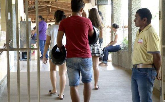 Mais de 40% dos estudantes deixam de fazer o Enem no Tocantins
