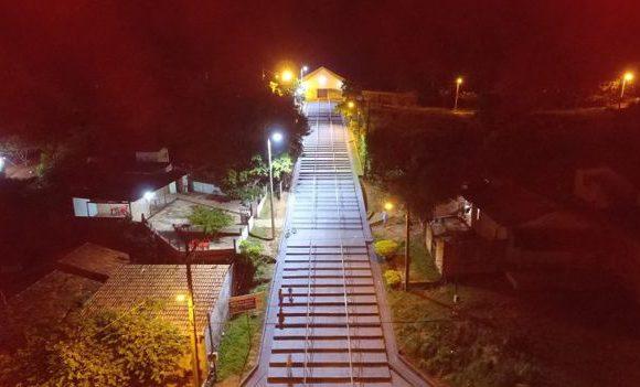 Prefeitura revitaliza símbolo do Bairro JK e traz mais segurança à população